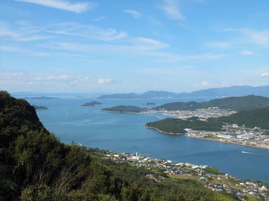 Yashima, Aji et Shodoshima