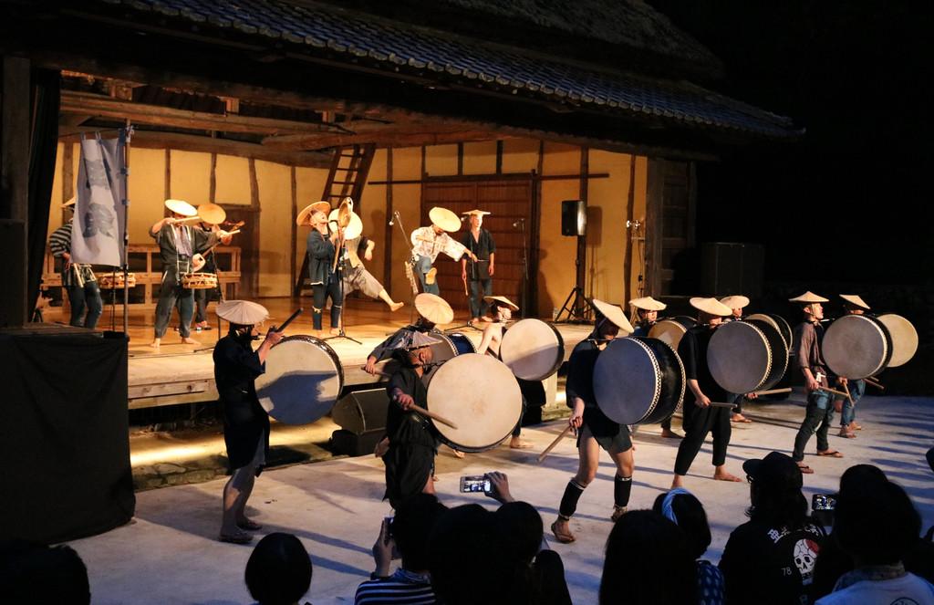 Les Seppuku Pistols à Shikoku Mura (Triennale de Setouchi – 10e partie)