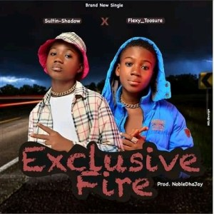 MP3: Sultin-Shadow x Flexy_Toosure – Exclusive Fire
