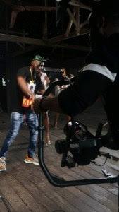 QD Shoots An Amazing Video For