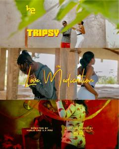 Audio + Video: Tripsy – Love Medication
