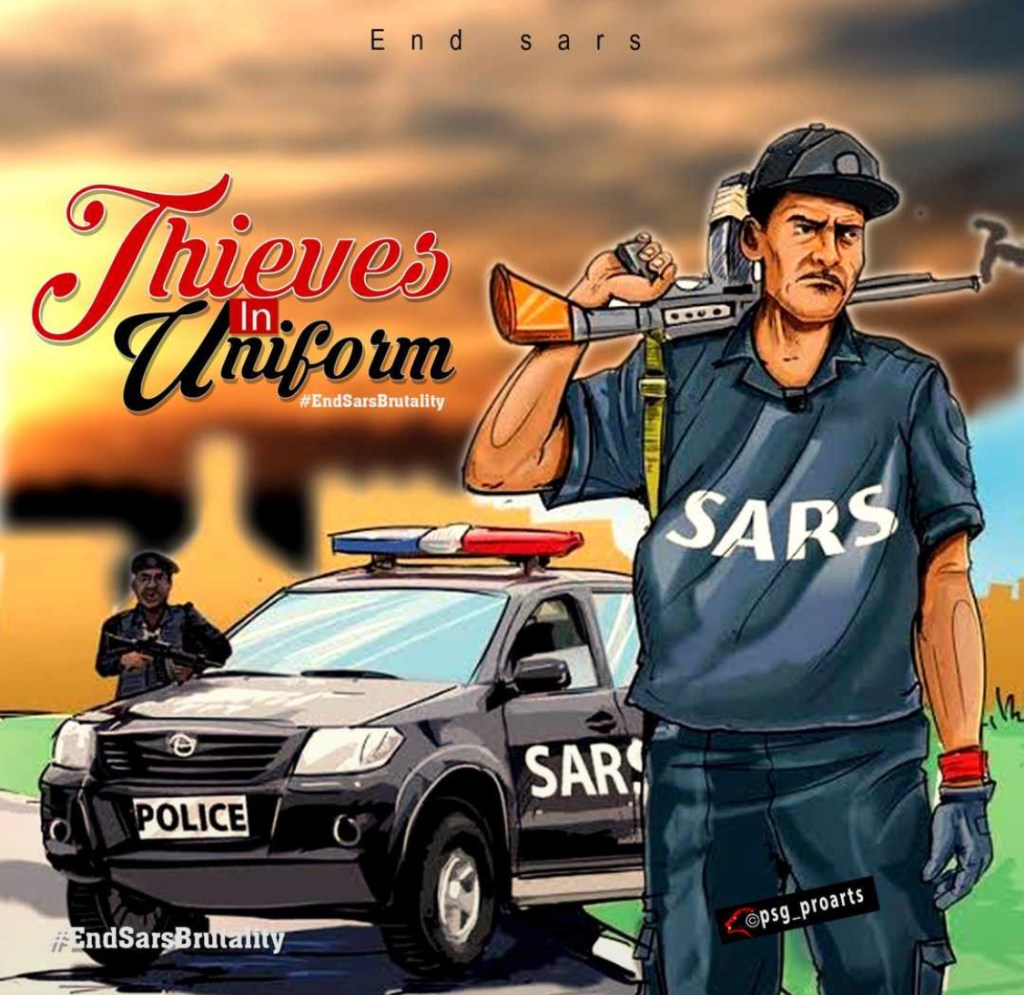 Dremo – Thieves In Uniform (End Sarz)