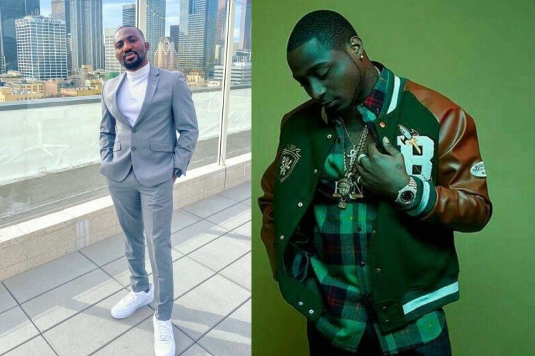 You Can't Kill Me Bro – Filmaker HG2 Calls Out Davido For Allegedly Planing To Harm Him