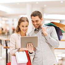 Omni-channel retail for gift cards
