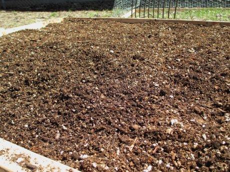 Вермикулит для почвы