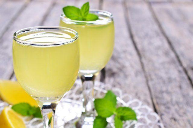 Лимонная настойка, рецепты настоек, настойки +на спирту,