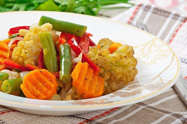 Apa yang bisa makan sayuran semalaman