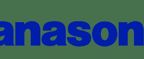 Panasonic logo podjetja