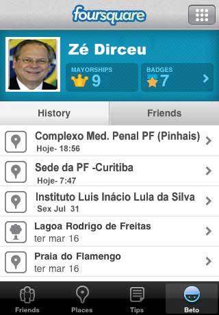 FourSquareZeDirceu