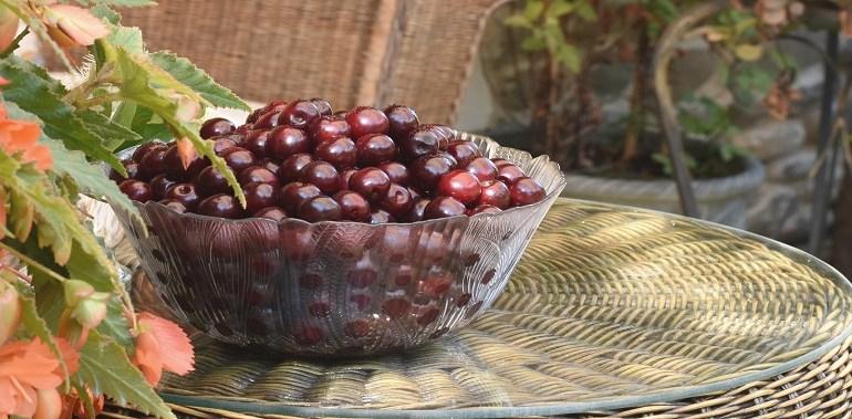 Konfitura wiśniowa
