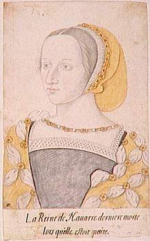 Marguerite d'Angouleme (1492-1549)
