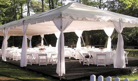 Tent hire business plan sample