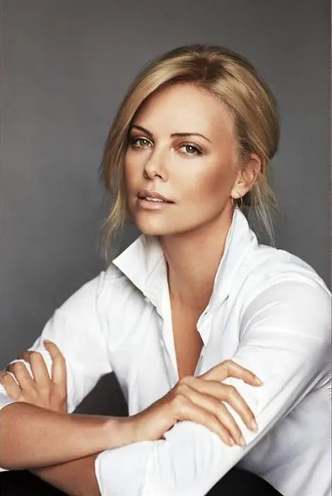 Charlize Theron, headshot
