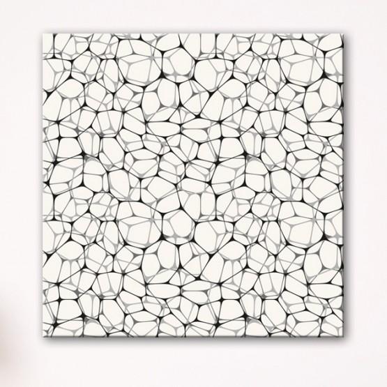 tableau abstrait structure moderne design oh mon tableau