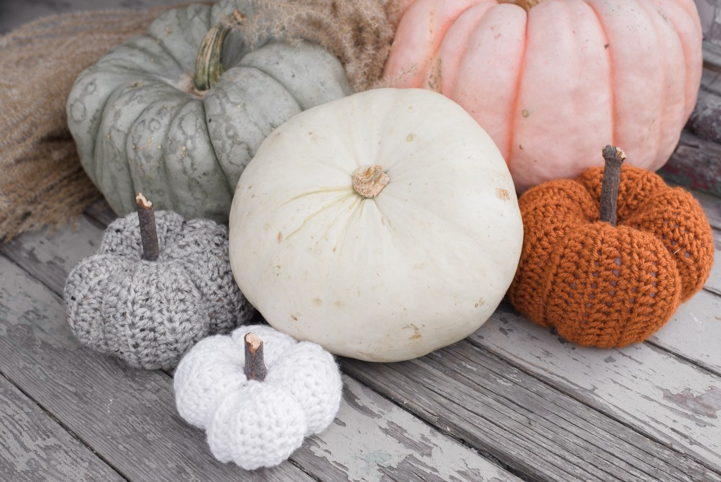 Free Crochet Pattern For The Basic Pumpkin