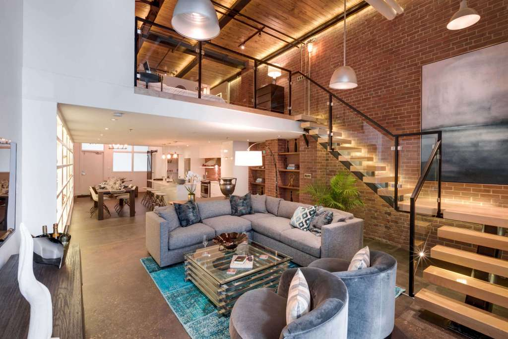 Live-work spaces are efficient with tax breaks for the owners