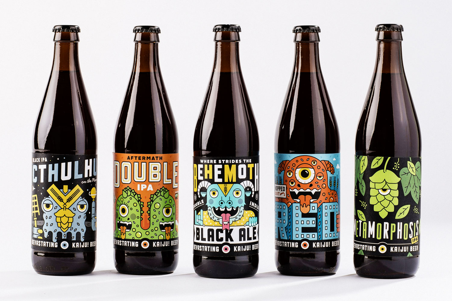 Image result for kaiju beer