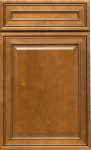 This is a picture of JK Mocha Maple cabinet door.