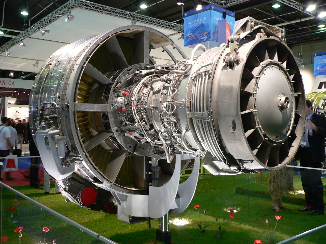 Commercial Engines, Engine Parts and APU's