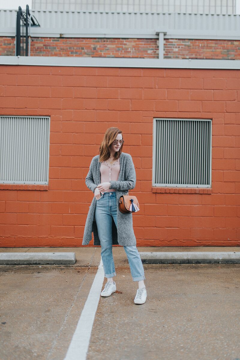 how to style long sleeve henley tees