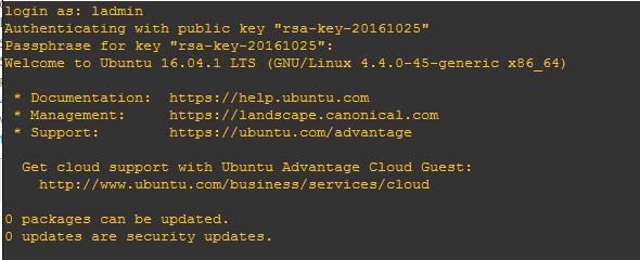 使用Public Key登陆Windows Azure中的虚拟机