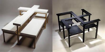 Provocative Bench Designs   OhGizmo!