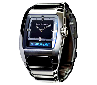 bluetooth watch sony ericsson