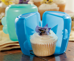 Cup-a-Cake Containers (Image courtesy Solutions)