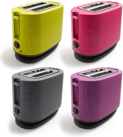 Bodum Bistro Toaster (Images courtesy Sur La Table)