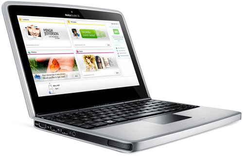 Nokia Decides they want a Slice of the netbook market