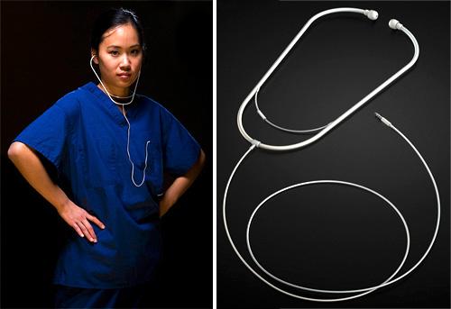 Stetheadphone (Images courtesy Antrepo Design Industry)