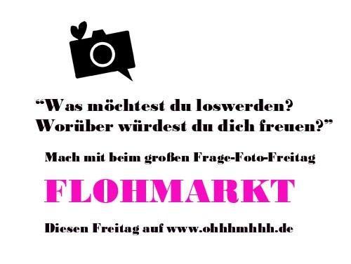 Frage-Foto-Freitag-Flohmarkt