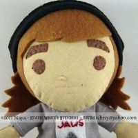 A Stuffed Vic Fuentes