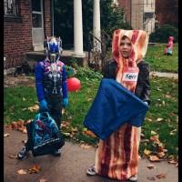 Halloween Costume Memories: 2014