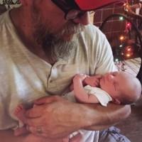 Grandson #3: Calvin!
