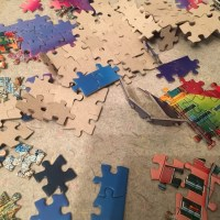 Chooch's Ruined Puzzle