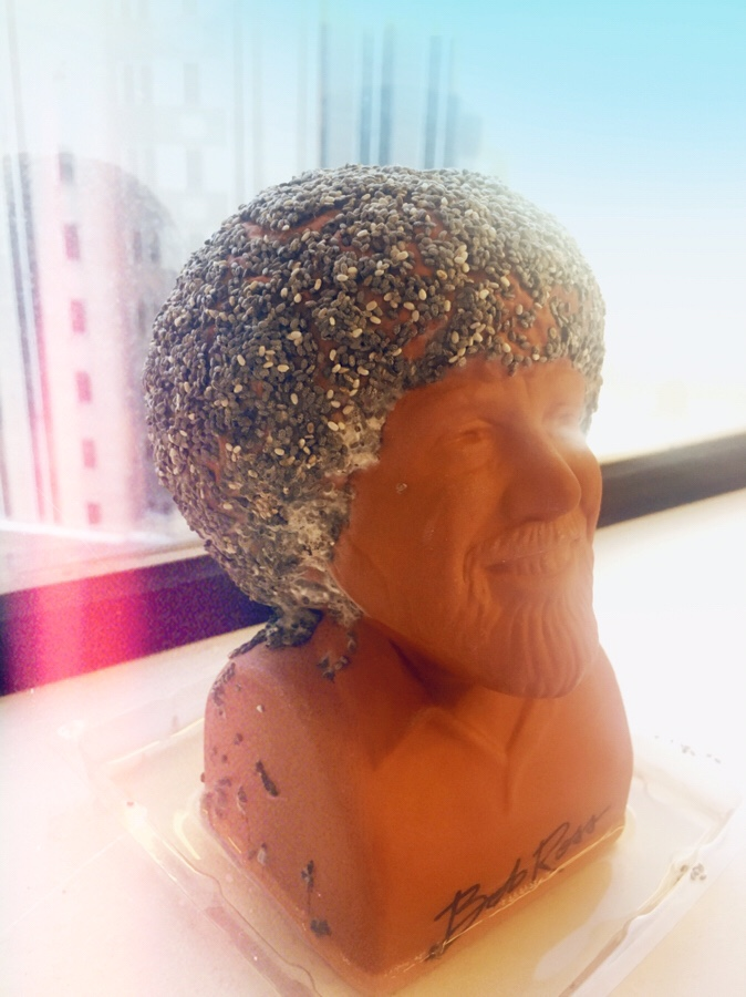Bob Ross Chia Co Worker Update Thing Oh Honestly Erin