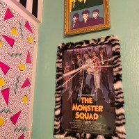 More kitchen additions: Monster Squad & Pee Wee <3