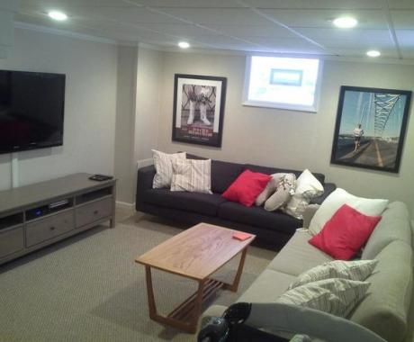 How to Create the Perfect Room in the Basement