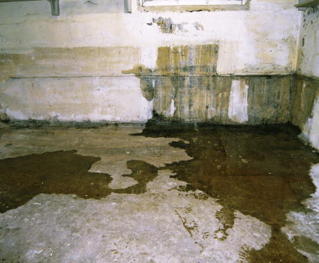 Basement Wall Leaking? Here's How to Fix It