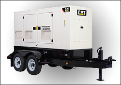 Power Systems Cat 100 kw Generator