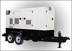Power Systems Cat 175 kw Generator