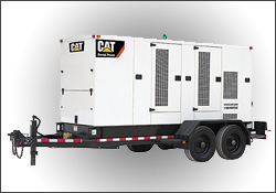 Power Systems Cat 300 kw Generator