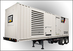Power Systems Cat 800 kw Generator