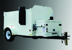 HK 3000GRTH Mobile Glycol Heating System