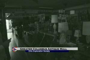 Columbus Antique Mall: Old Man