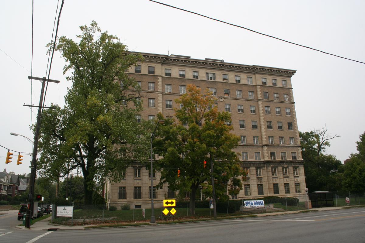 Broadwin Apartments Ohio Exploration Society