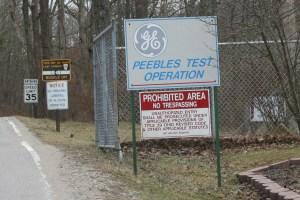 GE Peebles on Sightings