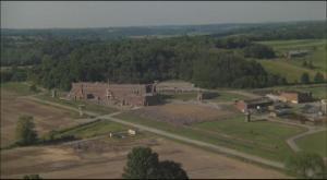 Junction City Prison: Brubaker Flyby