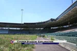 Cooper Stadium: Exploration